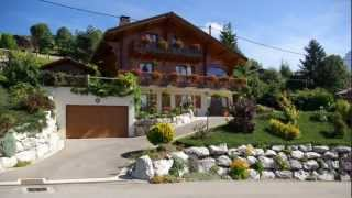 5 Bedroom Chalet Bernex French Alps
