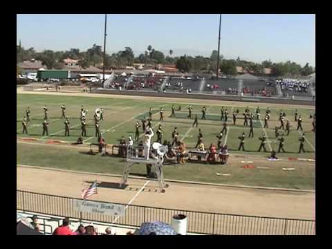 Golden Valley High Band At Garces 2008 Youtube
