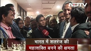 Prime Time With Ravish Kumar, Jan 18, 2019 | Report From Delhi's International Open Chess Event