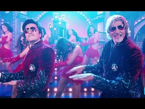 Genie Rap (Video Song) | Aladin | Amitabh Bachchan \u0026 Ritesh Deshmukh