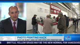 CTV News - Claudiu Popa Comments on Retail and eCommerce Security