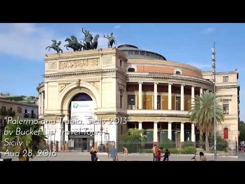 Bucket List Travel Tours 2013 trip to Palermo and Trabia Sicily