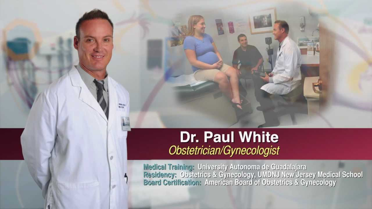 Cph New Doctor Obgyn Dr Paul White Youtube