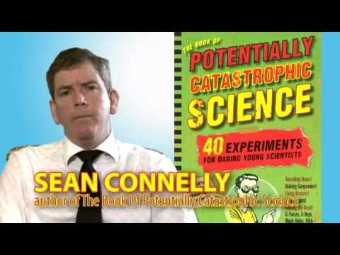 The Book of Potentially Catastrophic Science Interview