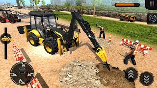 Beach House Builder Construction 2018 - ANDROID IOS GAMEPLAY HD #construction #cars