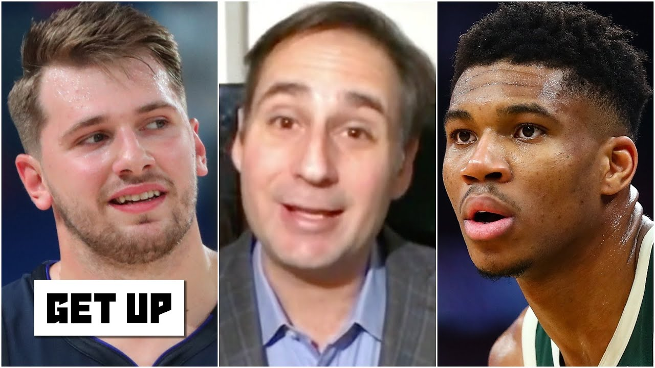 Luka vs. Giannis: Zach Lowe is shocked by his own pick | Get Up