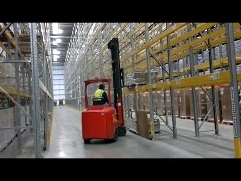 TRAINING ON  BENDI FLEXI - THE RANGE DC WAREHOUSE