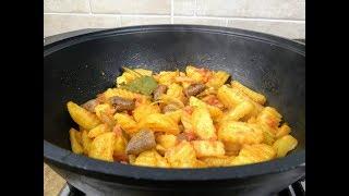Когда хочется вкусно и сытно, готовлю это блюдо!