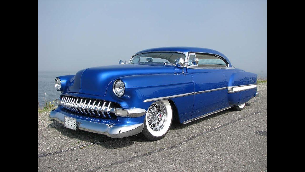 1953 Chevrolet Custom Moon Glow Re Creation Walk Around