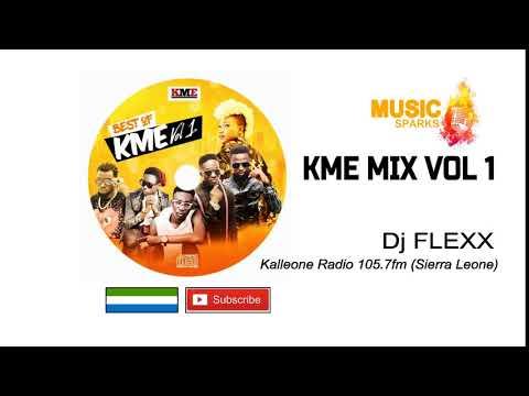 KME Mix Volume 1 by Dj Flexx (Official Audio 2018) 🇸🇱