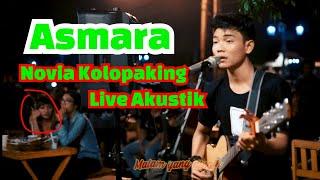 Download ASMARA - NOVIA KOLOPAKING LIRIK LIVE COVER BY TRI SUAKA