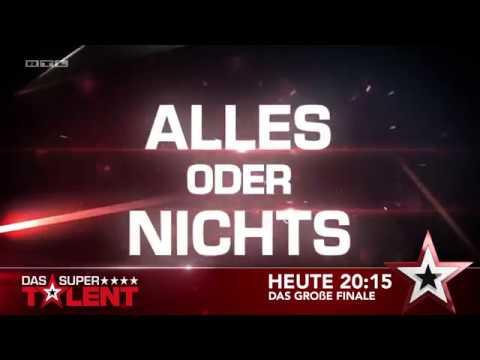 Das Supertalent 2017 | Alles oder nichts | Finale heute 20:15 Uhr live bei RTL und online bei TV NOW
