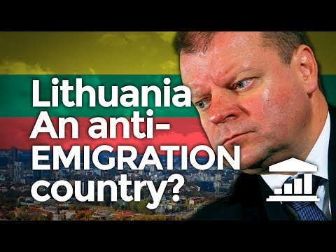 Why is MIGRATION a THREAT for LITHUANIA? - VisualPolitik EN