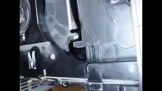 Musiqa markazlari ta'mirlash Panasonic SA-AK45 CD mexanikasi