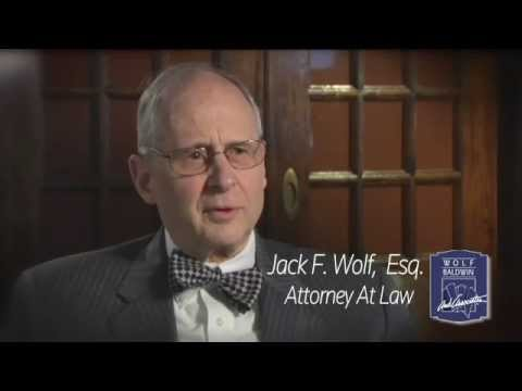 Wolf, Baldwin & Associates is a general practice law firm with offices in Pottstown, Reading and West Chester, PA. Please contact us at 610-323-7436 for more information, or visit us on the web at www.wolfbaldwin.com