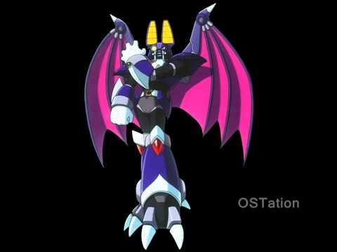 Mega Man X5 OST  T16  Dark Dizzy   Dark Necrobat Stage Planetarium ~ Escape the Space Trap!