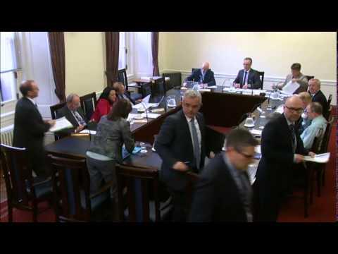 Procedures Committee Meeting 23 September 2014