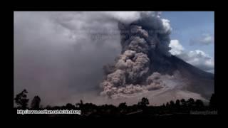 Earth Uncut TV: Pyroclastic flow 'graded' footage