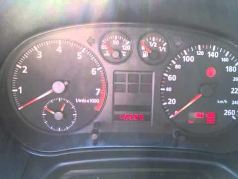 Audi A3 Niedziałające Zegary Youtube