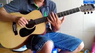 Sunflower   fingerstyle guitar vietnam