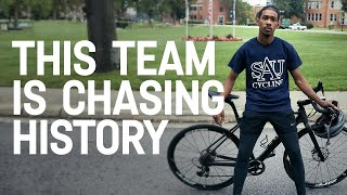 How is this HBCU cycling team challenging the status quo? - Chasing History Episode 1