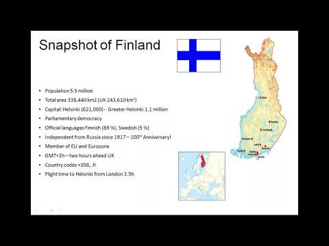 Business opportunities in Finland | Scottish Enterprise
