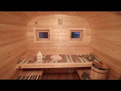Квадро-баня Woodel в