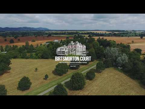 Birtsmorton Court Aerial Promo