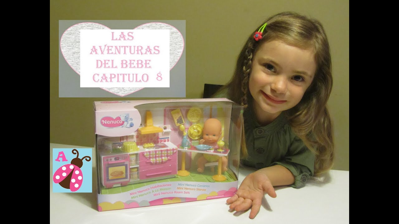 Nenuco mini habitaciones cocina las aventuras del beb capitulo 8 youtube - Cocina de nenuco ...