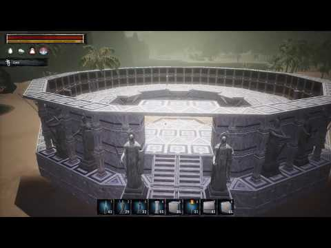Conan Exiles: Jewel of the West - Colosseum Part 1 (400%) |