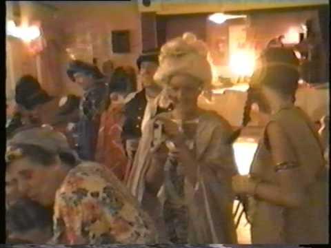 April 2000 - Tracy's 30th birthday fancy dress party