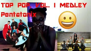 TOP POP, VOL. I MEDLEY - Pentatonix | Reaction/Review