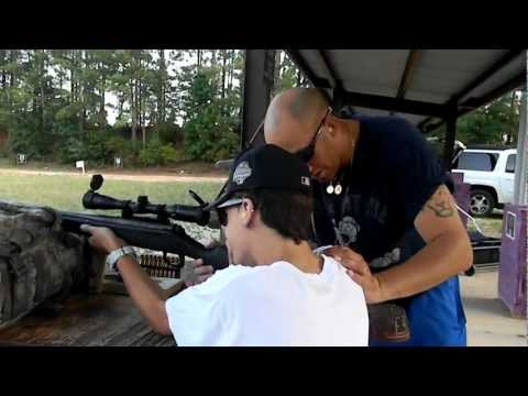 7mm Magnum Rifle Effect