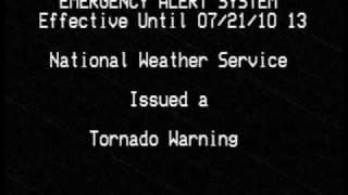 EAS - Tornado Warning - Clinton County, NY