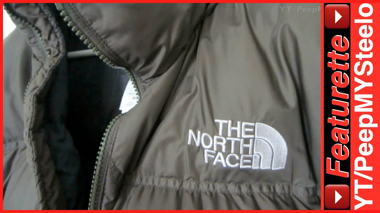 Cheap North Face Coats in Down Bubble Puffer Jacket Style For