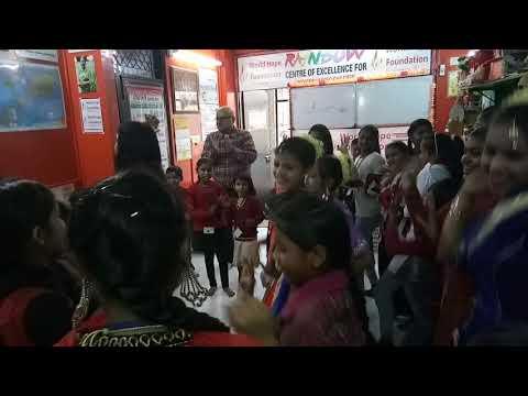 Kala sangam music n dance program for underprivileged children