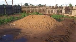 Строительство нашего дома!!!