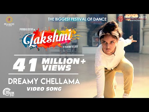 Lakshmi | Dreamy Chellamma | Video Song |...