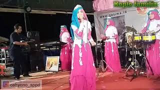 Isna Dalam Dilema - Qasima Live Perform