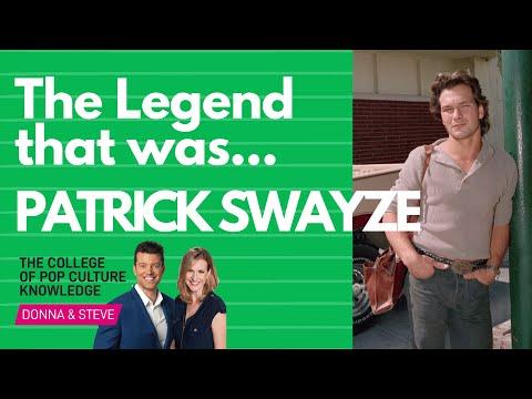Patrick Swayze Trivia  - College of Pop Culture Knowledge