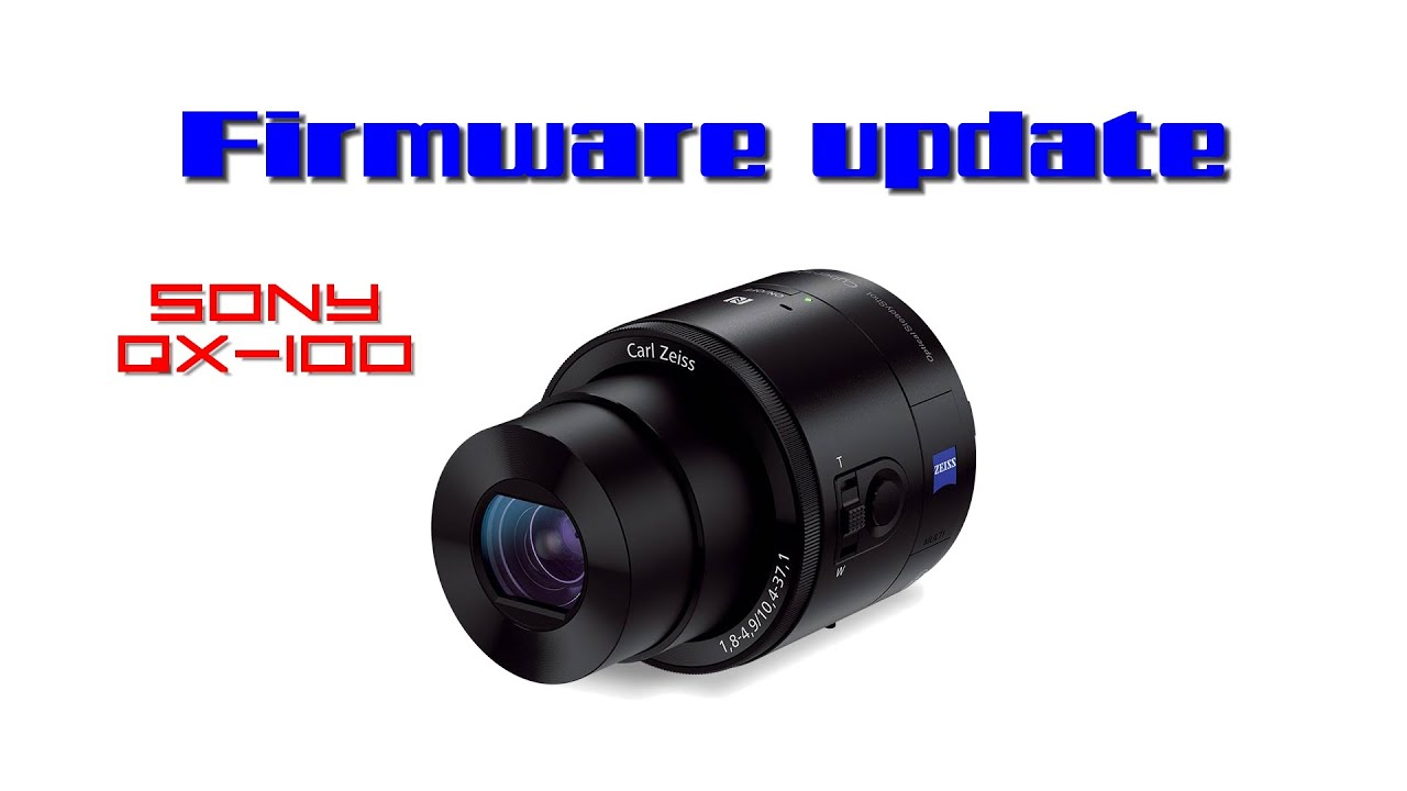 dsc-hx300 firmware update