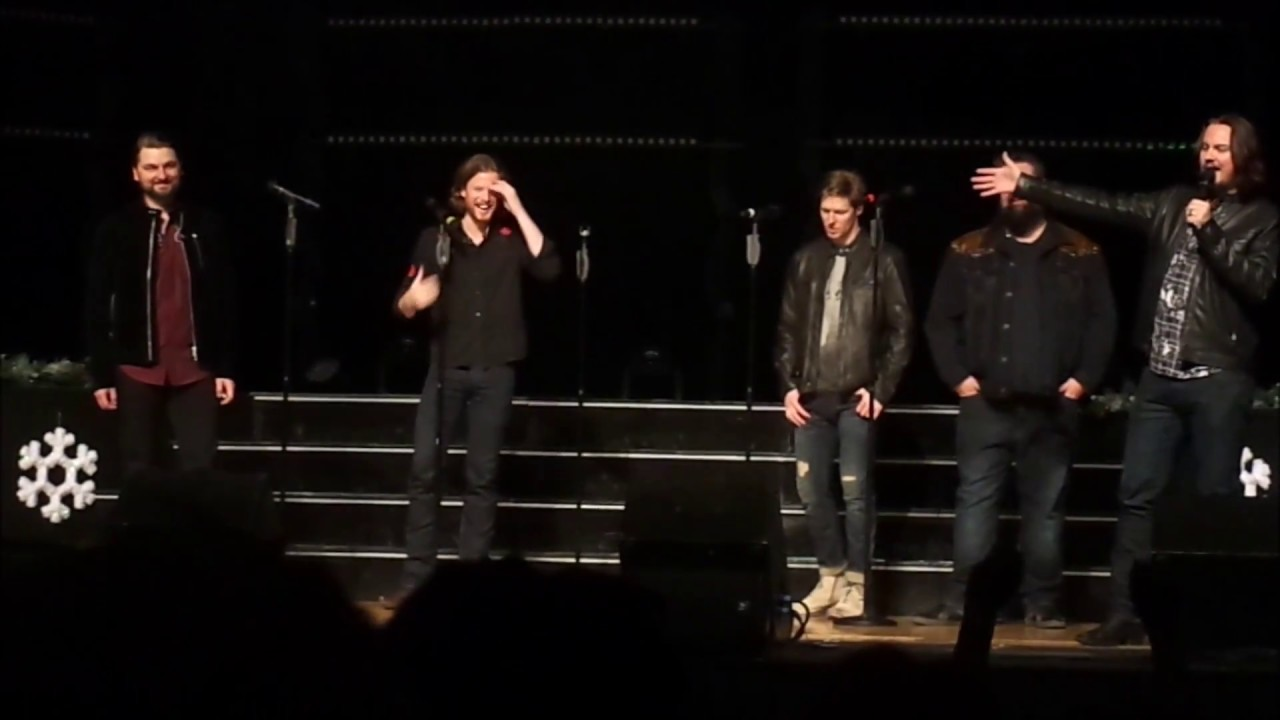introducing everyone 11 29 17 a country christmas with home free rochester mn - Free Country Christmas Music
