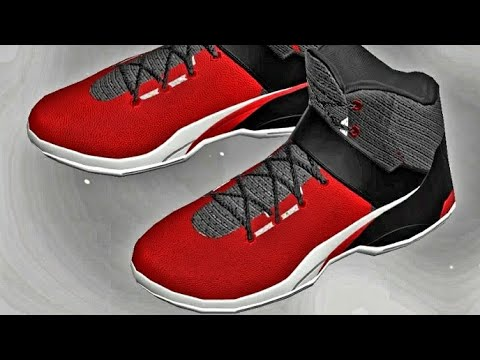NBA 2K18 - CUSTOM SHOES | HOW TO CREATE THE AIR JORDAN FLIGHT SYSTEMS + MORE COLOUR WAYS