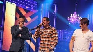 Yo Soy: Romeo Santos volvió para exigir una explicación a Katia Palma