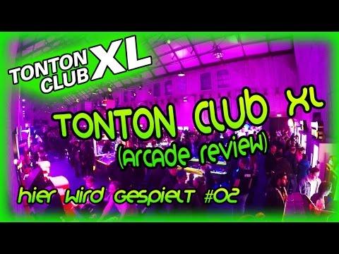 Hier wird gespielt #02: TonTon Club XL 2016 - Amsterdam [NL] (Arcade Review)
