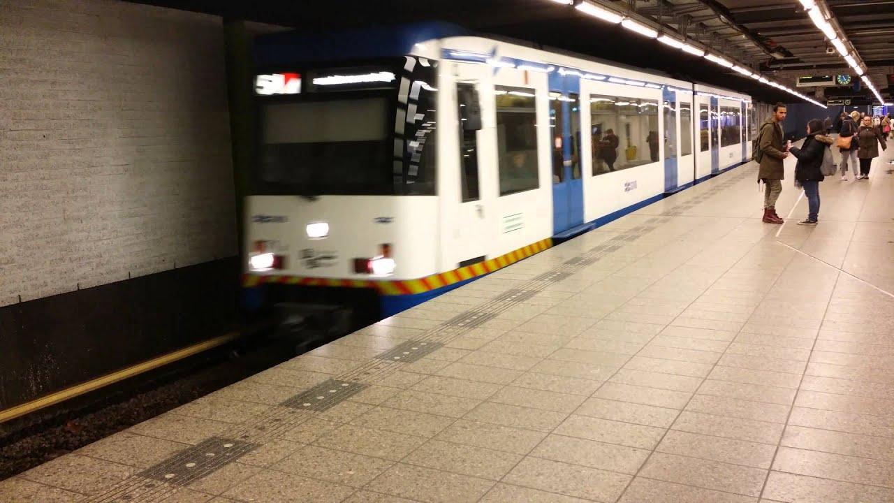 metro 51 tijden