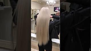 Эксклюзивное наращивание волос в Самаре