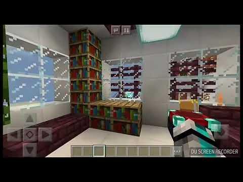 Video Visite de plusieurs Maisons de Luxe Minecraft