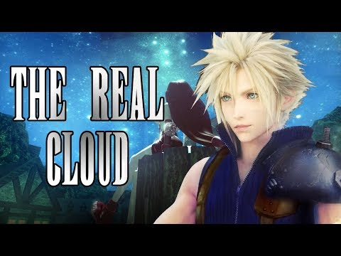 Cloud is Emo? How Cloud Strifes Character has Changed over a Decade