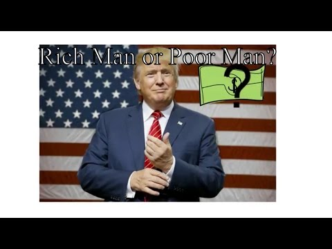 How Much Money Does Donald Trump Have?